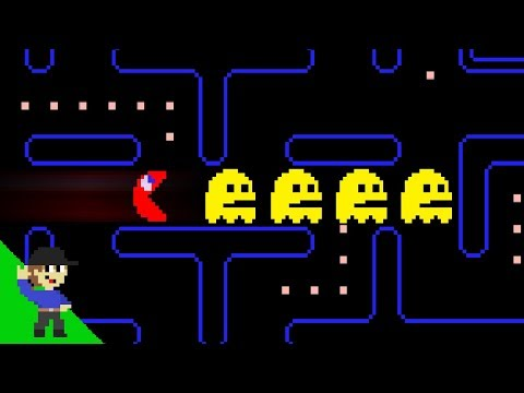 If Pac-Man And The Ghosts Switched Places