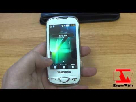 Знакомство с Samsung GT-S5560