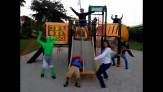 Harlem Shake Seminola Edition