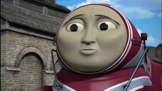 Thomas de Trein - Snelle Wagons