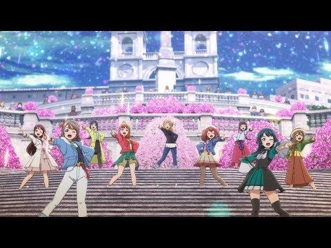 「ラブライブ!サンシャイン!!The School Idol Movie Over the Rainbow」特報