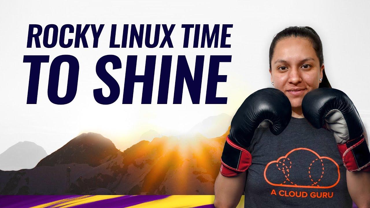 Rocky Linux RC & Linux Kernel 5.12