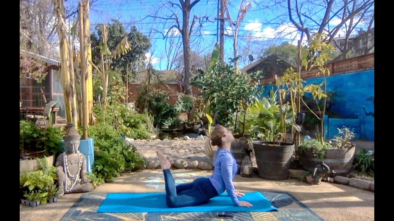 Feb 2021 Vinyasa Yoga Class