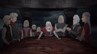 Lịch sử Westeros: Vũ Điệu Của Bầy Rồng
