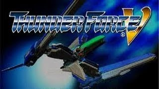 PS1 Game: Thunder Force V Long Play