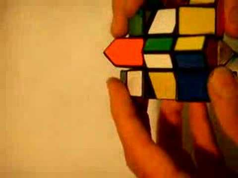 Tony Fisher Solves A Fisher Cube Puzzle