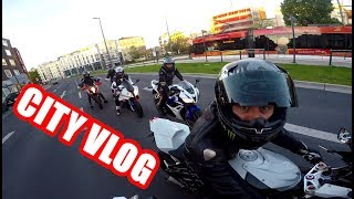 SIE HABEN MICH ALLEIN GELASSEN :D | City Vlog