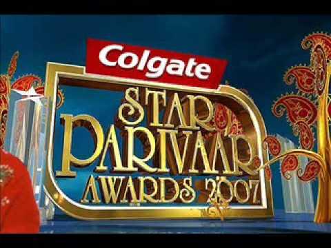 Star parivaar awards 2007 Full Title Track