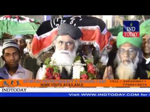 16th Urs Shareef of Hazrath Syed Sharfuddin Bu Ali Shah Qalandar celebrated on grand scale