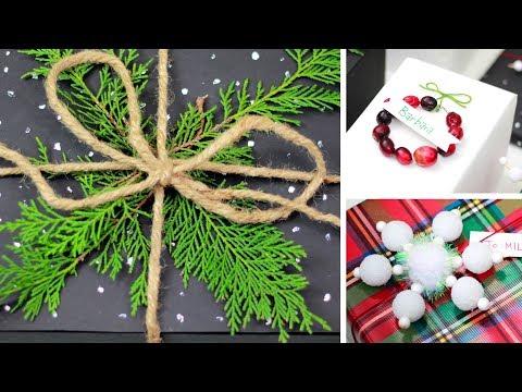 5 Creative DIY Gift Wrap Ideas - HGTV Handmade