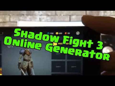 Shadow Fight 3 Hack - Shadow Fight 3 Free Gems and Coins - Shadow Fight 3 Hack 2017