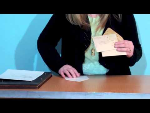Make Your Own 4 Bar Envelope With Pinnovation!