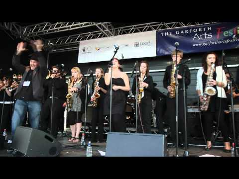 Garforth Jazz Rock Band at Garforth Arts Festival 2011 Call Me Al