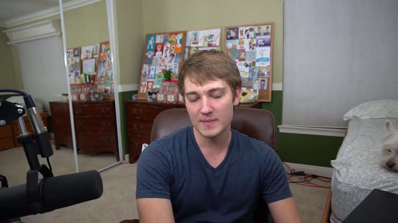"""Theodd1sout says """"none of yo' bidniz"""" for 8 minutes - YouTube 