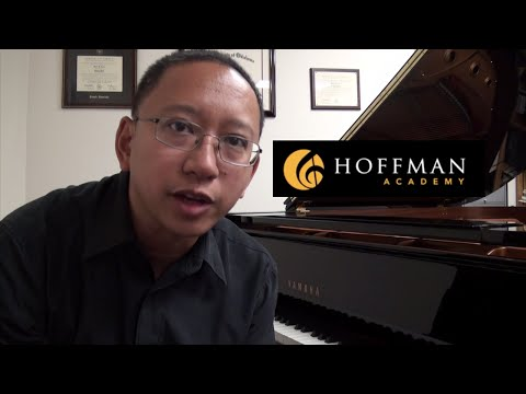 Review of Hoffman Academy Online Video Piano Lessons