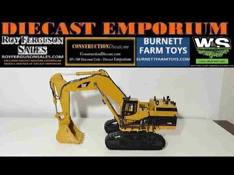 Diecast Masters Caterpillar 5110B Excavator