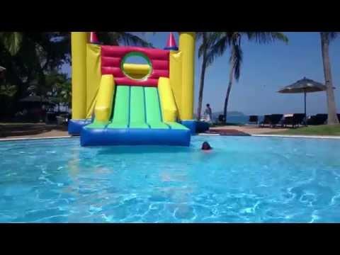 slide at Pacific BKI