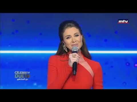 Celebrity Duets - Backstage Interview - Episode 1 -  Annabella Hilal