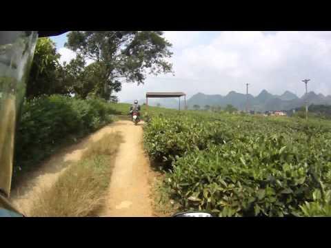 Tien tram Hoa Binh - Mai Chau - Moc Chau