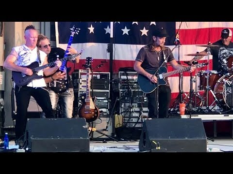 Dan Varner Band!  Live Outdoor Concert, Mt Orab Music In The Park