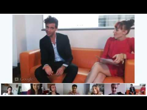 MIKA - Hangout in diretta da Milano per Google+