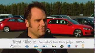 2013 australia's best cars - best sports car under 50k - vw golf gti - test and review