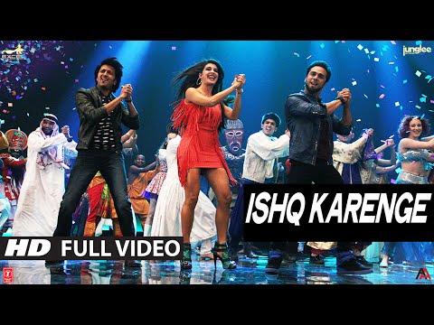 'Ishq Karenge' FULL VIDEO Song | Bangistan | Riteish Deshmukh, Pulkit Samrat &  Jacqueline Fernandez