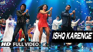'Ishq Karenge' FULL VIDEO Song | Bangistan | Riteish Deshmukh, Pulki …