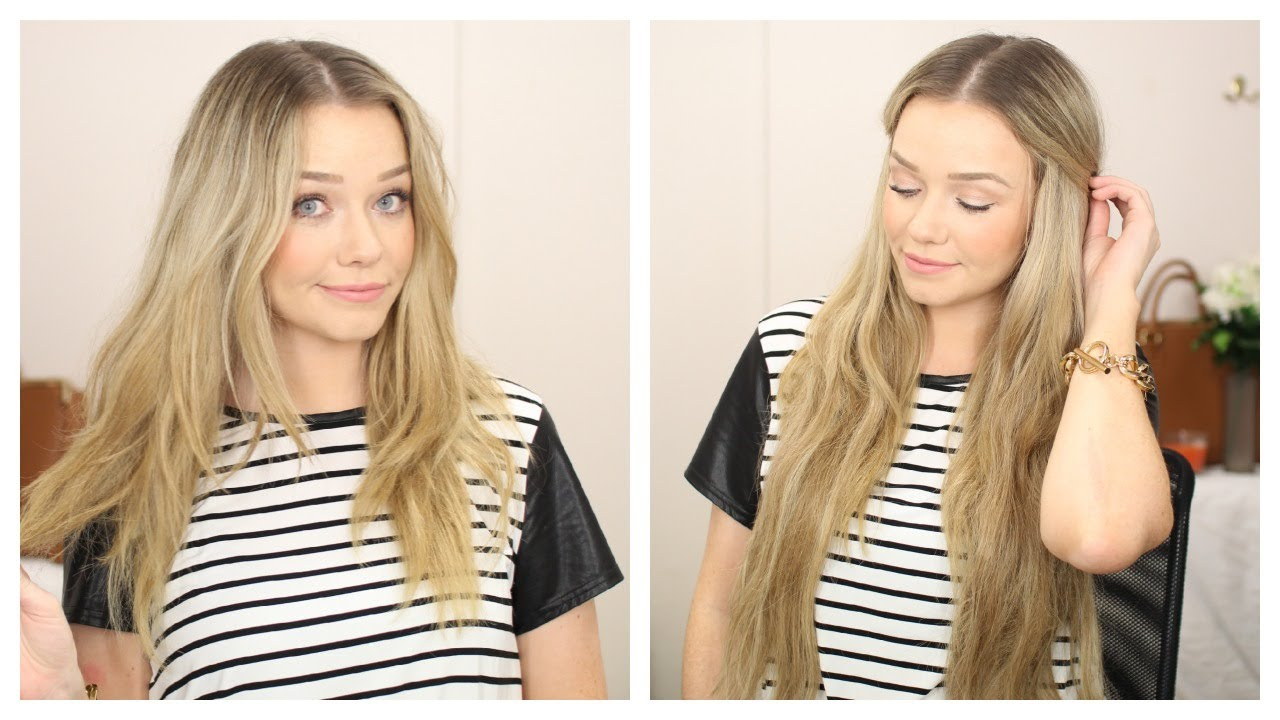 Zala Hair Extensions Review Styling Tips And Tricks Beauty