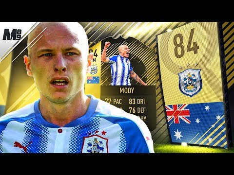 FIFA 18 SIF MOOY REVIEW | 84 SIF MOOY PLAYER REVIEW | FIFA 18 ULTIMATE TEAM