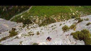 Free climbing - Spiderman Alain Robert in Gorges du Verdon HD1080p