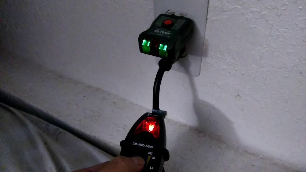 Lightning Circuit Breaker Detector