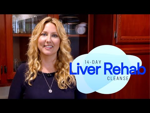 Get Your Liver In Detox with My 14 Day Liver Rehab Course!