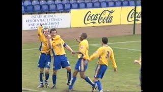 Goals: Stags 5-0 Boston Utd (2006)