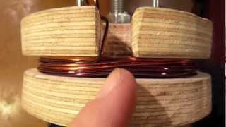 Video Making PERFECT coils for my axial flux alternator (DIY wind turbine) download MP3, 3GP, MP4, WEBM, AVI, FLV Februari 2018
