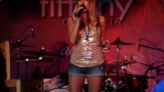 Dani Atkinson Beautiful Disaster Kelly Clarkson cover