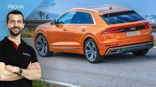 Audi Q8 | Si fa perdonare il ritardo?