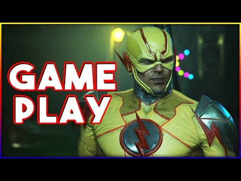 Injustice 2 - Reverse Flash Character Showcase