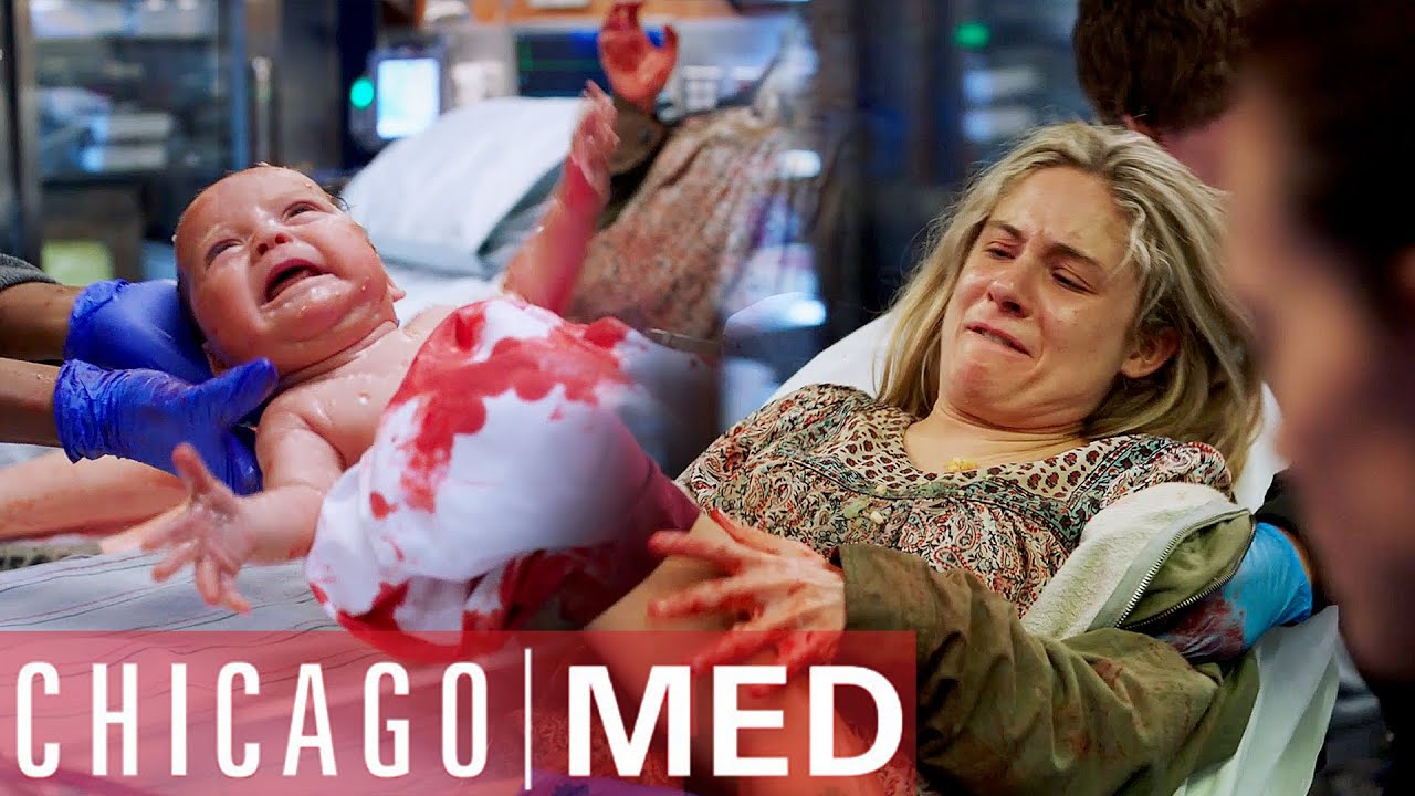 Download She Couldn't Do Right By Her Baby | Chicago Med