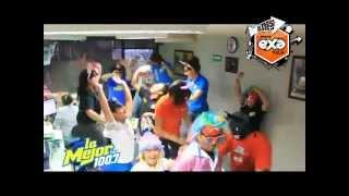 Harlem Shake EXA FM 102.9 / La Mejor 100.7 FM