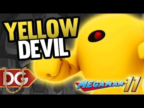 Mega Man 11 - YELLOW DEVIL - Part 12