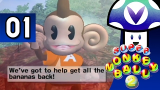 [Vinesauce] Vinny - Super Monkey Ball 2 (part 1)