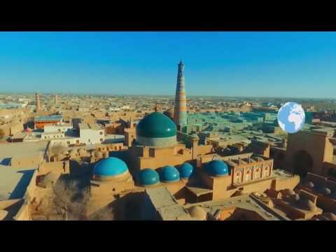 Özbekistan turistik mekanları-Uzbekistan tourist attractions