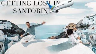 Falling in Love With Santorini | Tamara Kalinic