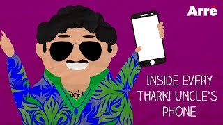 Inside Every Tharki Uncle's Phone | WhatsApp Funny Videos