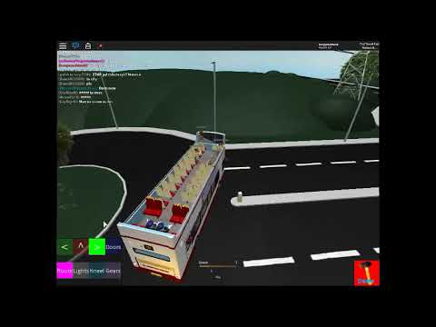 Roblox Canterbury District Bus Simulator Gameplay 1 Youtube Bart