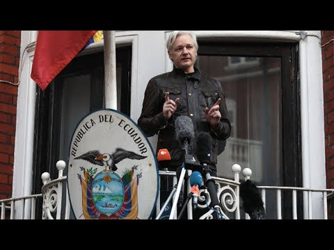 Julian Assange's Asylum to be Rescinded
