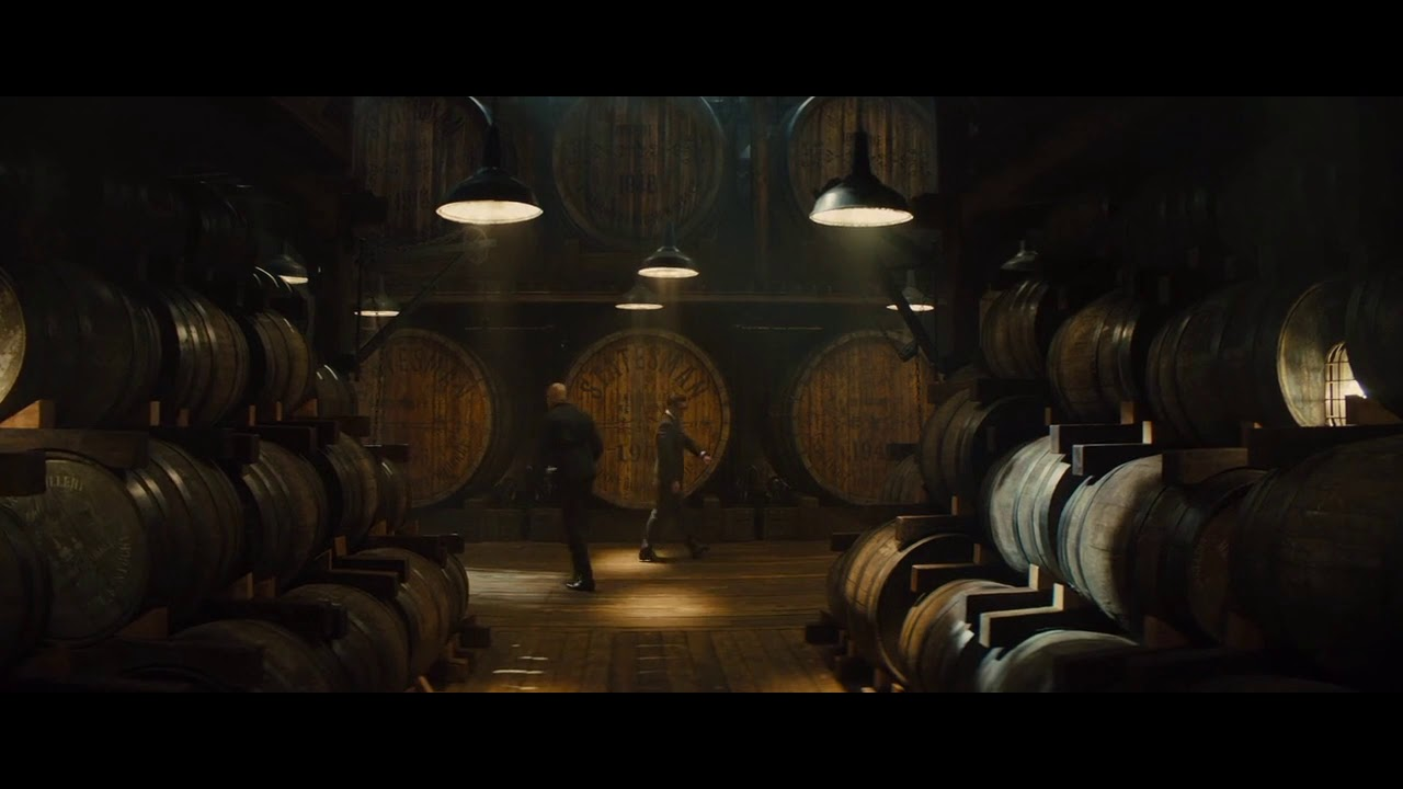 Download Kingsman the golden circle(2017) movie fight scene