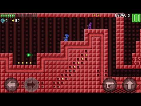 Stargun - 2D Side-Scrolling Indie Game