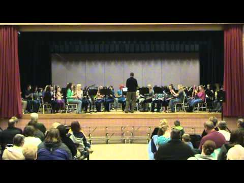 """""""Music from Brave"""" performed by the E-TC 7-12 Band"""